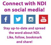 NDI Social Media