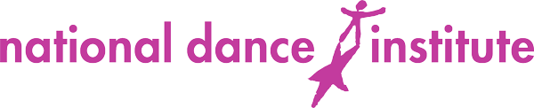 National Dance Institute Sticky Logo Retina