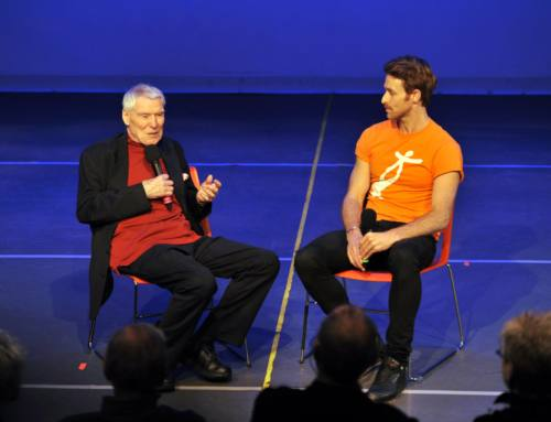 Broadway World: Photo Flash NDI Presents A Celebration of Jerome Robbins Hosted by Jacques d'Amboise and co-directed by Daniel Ulbricht
