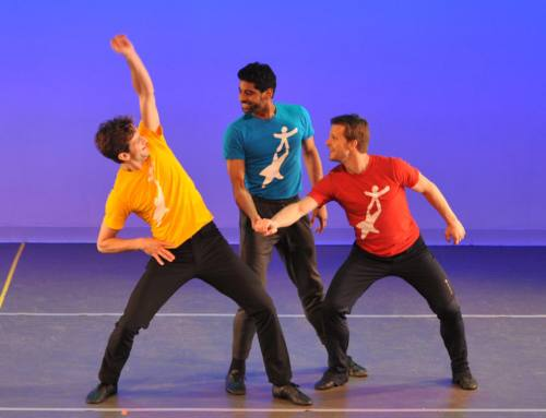 Playbill: Go Inside Upper West Side Story: A Celebration of Jerome Robbins With the National Dance Institute