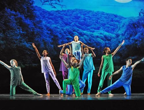 Dance Network: National Dance Institute's At The River's Edge