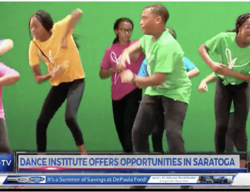 News 10 ABC: Dance Institute Offers Opportunities in Saratoga